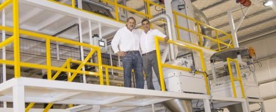 Nutrisur inauguró nueva planta de producción